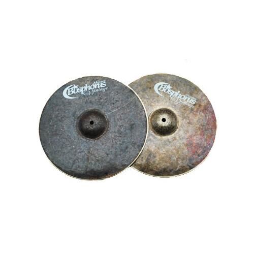 Bosphorus Master Vintage Series Hi-Hats