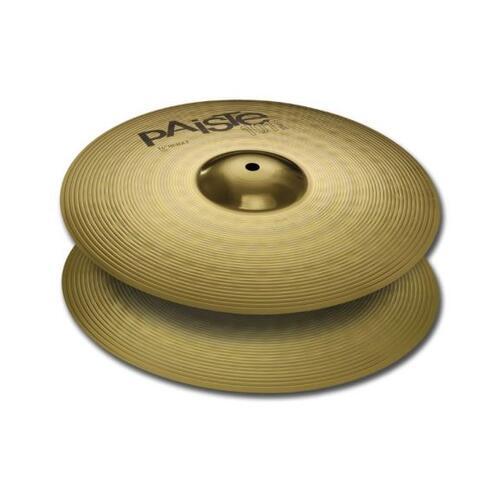 Paiste 101 Brass HiHat Cymbals