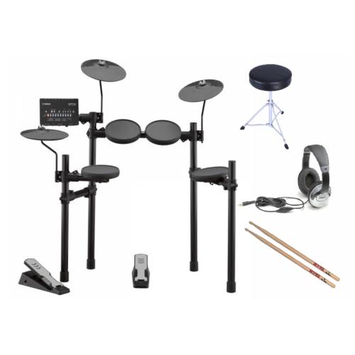 Image 5 - Yamaha DTX402 Electronic Drum Kit Bundle
