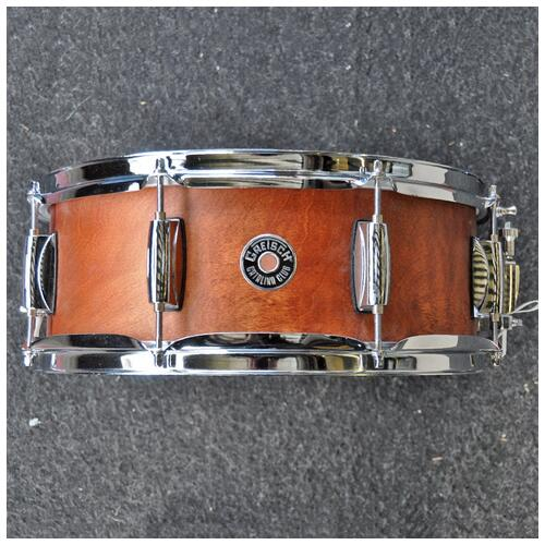"Gretsch 14"" x 5.5"" Catalina Club Snare Drum in Satin Walnut Glaze finish"
