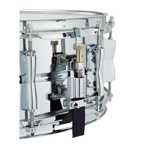 "Image 2 - Yamaha Stage Custom Steel Snare 14"" x 5.5"" - SSS1455"