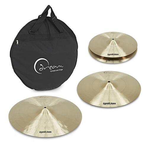 Image 1 - Dream Ignition Series Cymbal Packs
