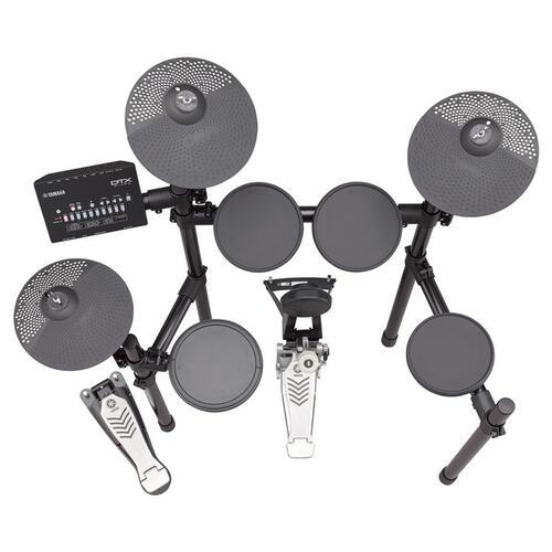 Image 2 - Yamaha DTX452 Electronic Drum Kit - with bundle