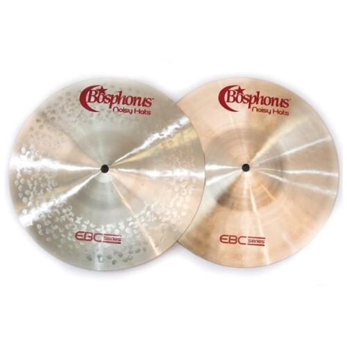 "Bosphorus EBC Series 13"" Noisy Hi-Hats"