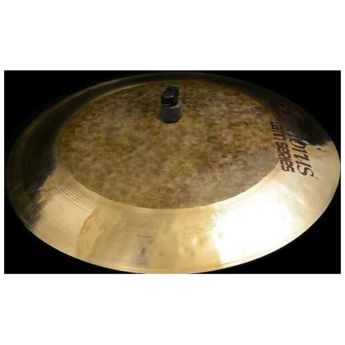 "Bosphorus Latin Series 18"" Flat Ride Cymbal"