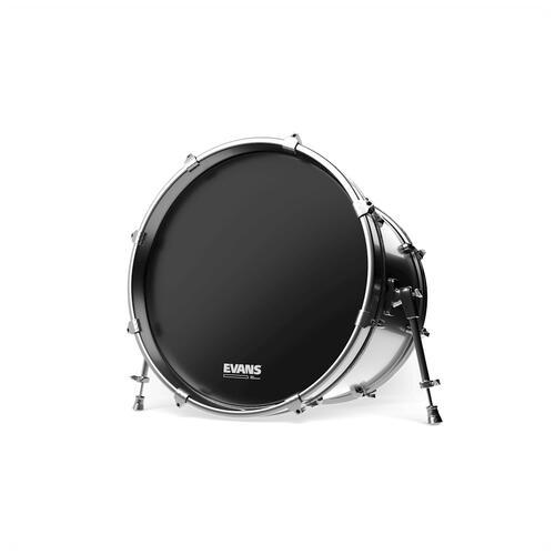 Image 2 - Evans EQ3 No Port Resonant Bass Drum Heads