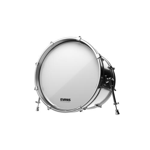 Image 4 - Evans EQ3 No Port Resonant Bass Drum Heads