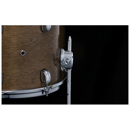 "Image 4 - Tama S.L.P. 14""x 10"" Duo Snare drum - Transparent Mocha (LBH1410L-TPM)"
