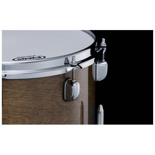 "Image 5 - Tama S.L.P. 14""x 10"" Duo Snare drum - Transparent Mocha (LBH1410L-TPM)"
