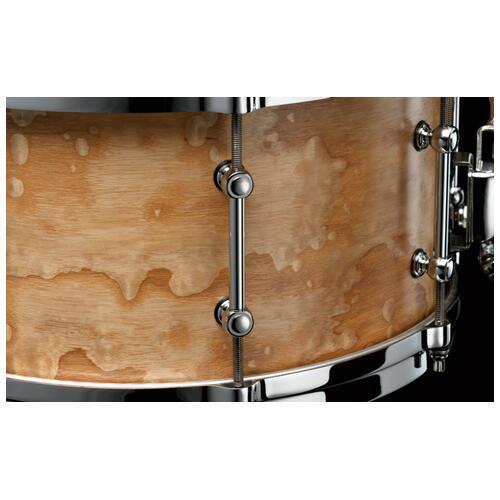"Image 3 - Tama S.L.P. 13""x 7"" G-Maple Snare Drum (LGM137-STA)"