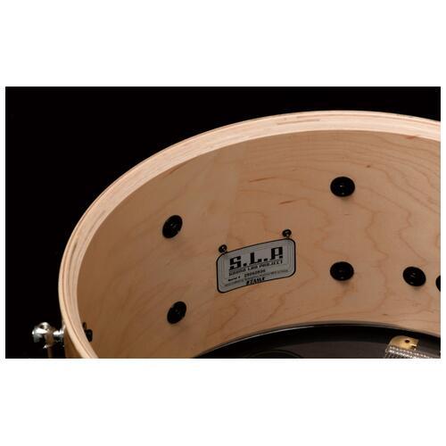 "Image 2 - Tama S.L.P. 13""x 7"" G-Maple Snare Drum (LGM137-STA)"