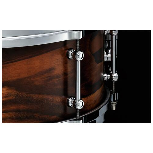 """Image 2 - Tama S.L.P. 14""""x6"""" Fat Spruce Snare Drum(LSP146-WSS)"""