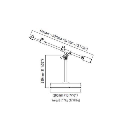 Image 12 - Tama Iron Work Studio Series Microphone stands