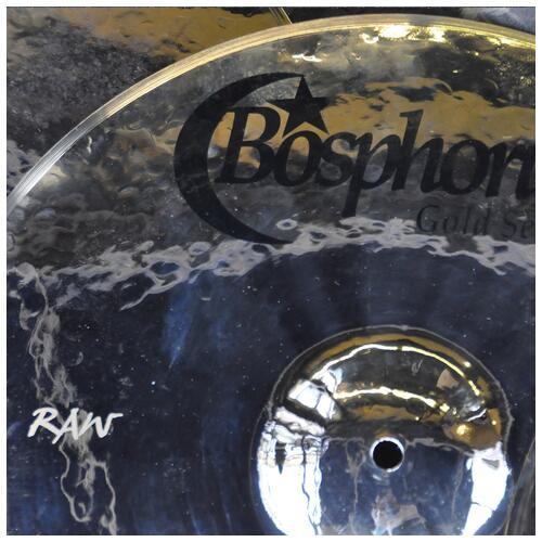 "Image 4 - Bosphorus Gold Raw 14"", 16"", 18"", 20"" Plus Bag"