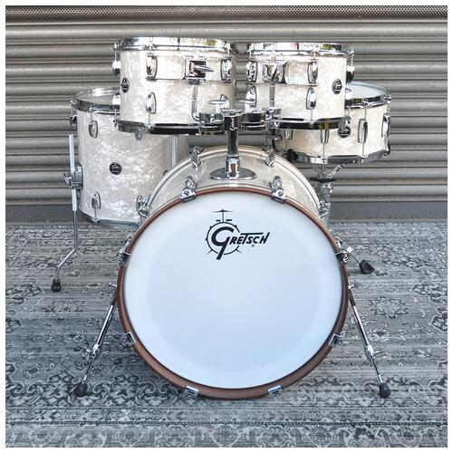 """Gretsch 10"""", 12"""", 14"""", 20"""" Renown Shell Pack in Vintage Marine finish"""