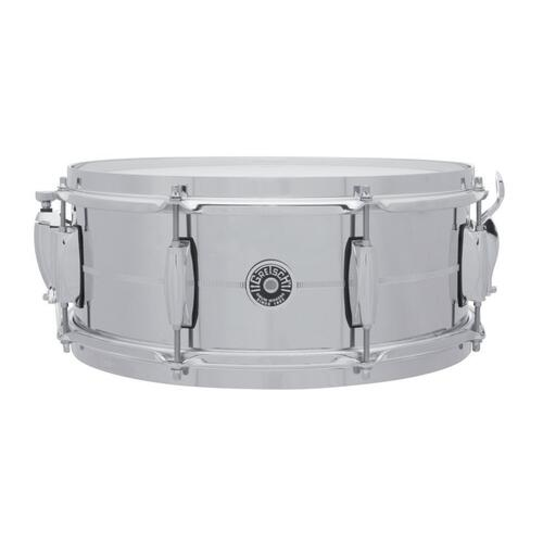 Gretsch USA Brooklyn 14x5.5in Chrome Over Steel Snare