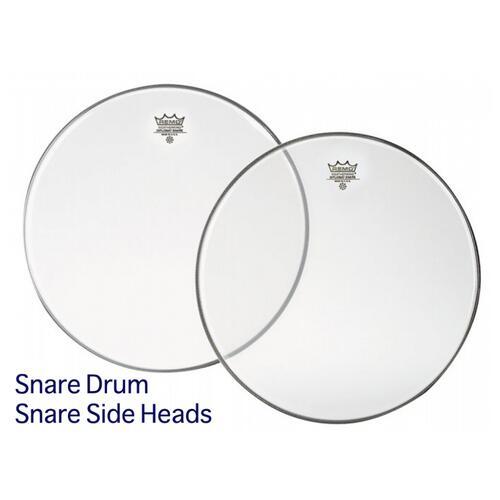 Remo Hazy Diplomat Drum Heads