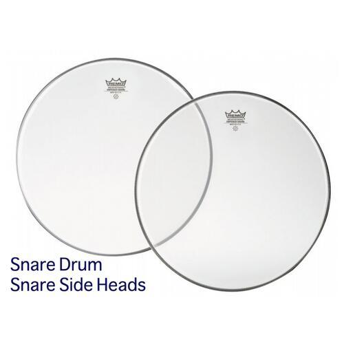 Remo Hazy Emperor Drum Heads