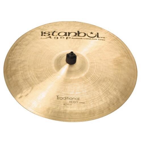 Istanbul Agop - Traditional Heavy Crash Cymbals