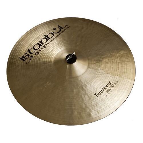Image 1 - Istanbul Agop - Tradtional Medium Crash Cymbals