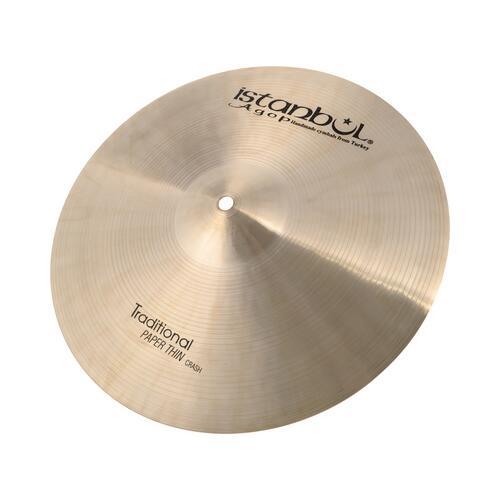 Istanbul Agop - Traditional Paper Thin Crash Cymbals