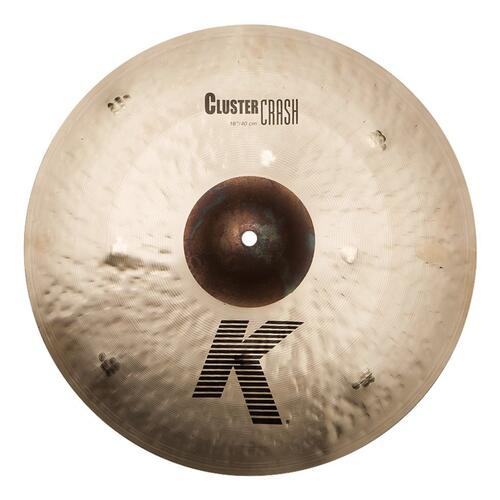 Zildjian K Cluster Crashes