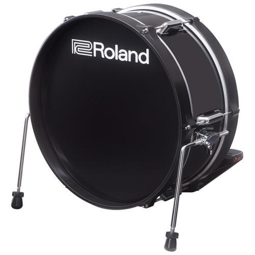 Roland KD-180L-BK V-Kick Drum Pad