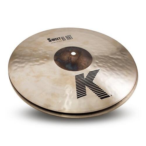 """Zildjian 14"""" K Sweet HiHat Pair Cymbals"""