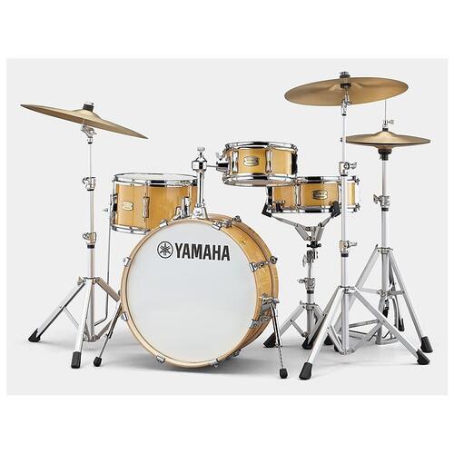 "Image 5 - Yamaha Stage Custom Hip 20"" shell pack SBP0F4H"