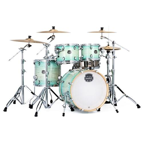 Image 8 - Mapex AR504S Armory Fusion 5 Piece Shell Pack