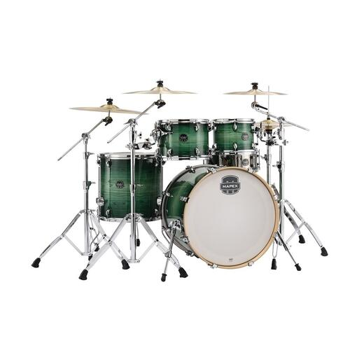 Image 8 - Mapex AR529S Armory Rock 5 Piece Shell Pack