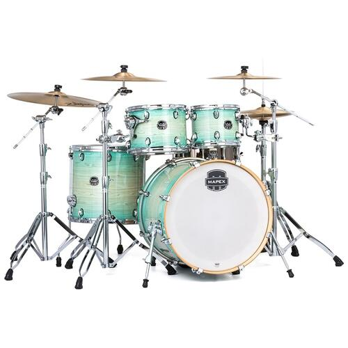 Image 6 - Mapex AR529S Armory Rock 5 Piece Shell Pack
