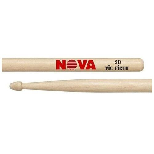 Vic Firth Nova 5B wood - Brick (12 pairs)