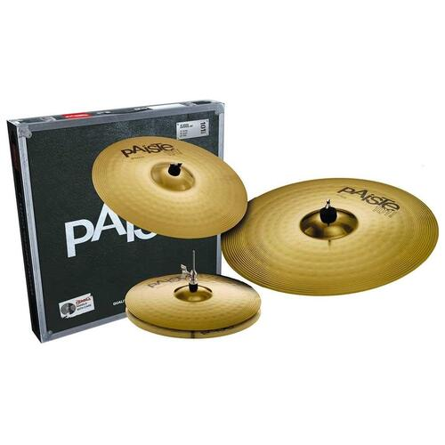 Paiste 101 Brass Cymbal Box Sets