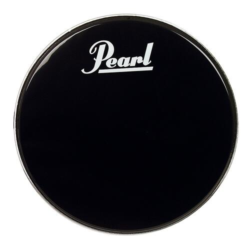 Pearl Resonant/Display Bass Drum Head