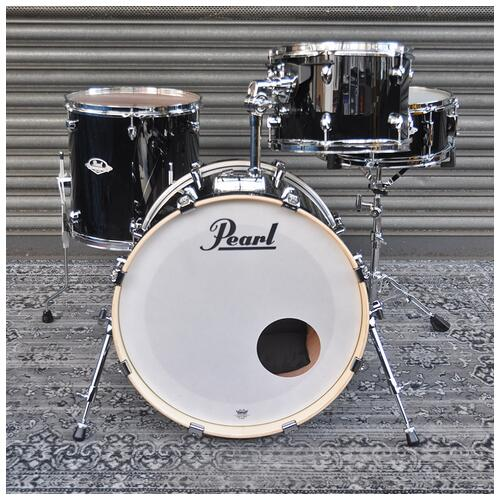 """Pearl Export 12"""", 14"""" 20"""" XX Compact Kit Shell Pack in Black"""