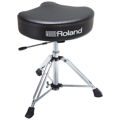 Roland RDT-SHV Saddle Drum Throne w/ Hydraulic Adjustment