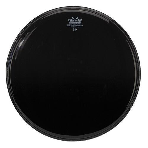 Image 1 - Remo Ebony Ambassador Drum Heads