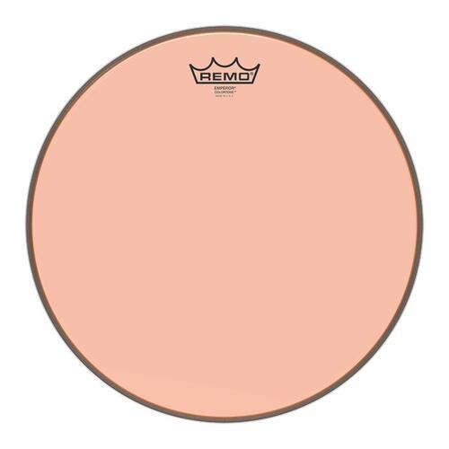 Image 1 - Remo Emperor Colortone Orange Drum Heads