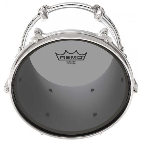 Image 3 - Remo Emperor Colortone Smoke Drum Heads