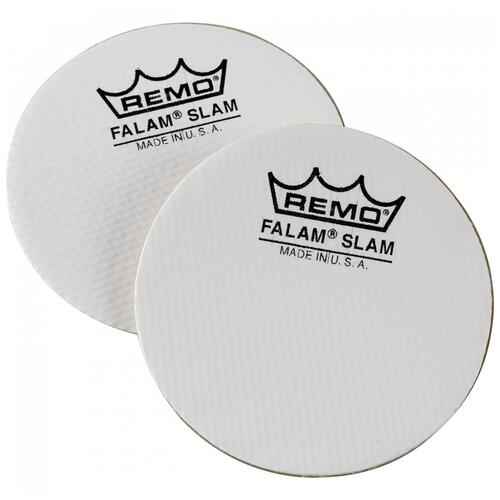 Remo Falam Slam Kevlar Single Pedal Bass Drum Patches (2 pk)