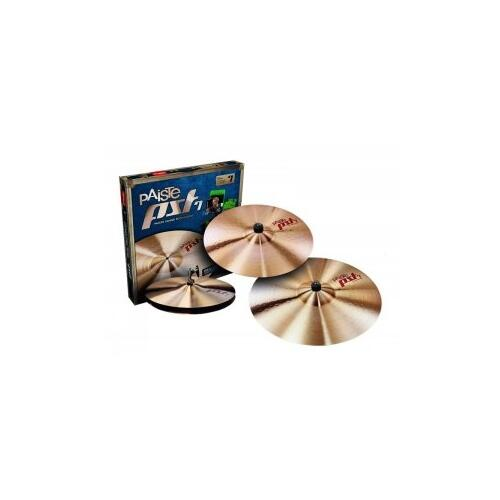 Paiste PST7 Heavy Rock Cymbal Set PST7BS3HVY