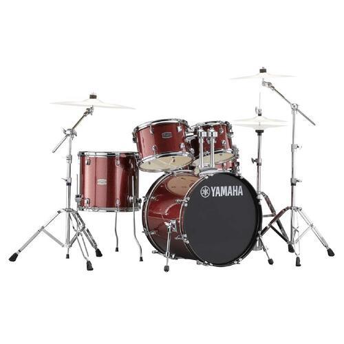 "Image 3 - Yamaha Rydeen 22"" Drum Kit w/ Hardware"