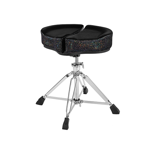 Image 3 - Ahead Spinal Glide Drum Throne - Saddle Top w/ 4 legs base