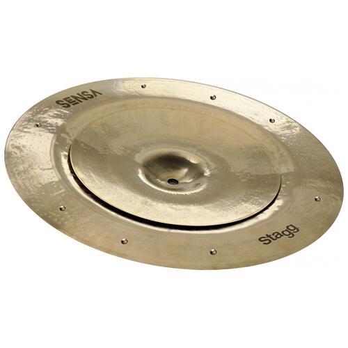 Stagg Sensa Series Splash Stack Cymbals