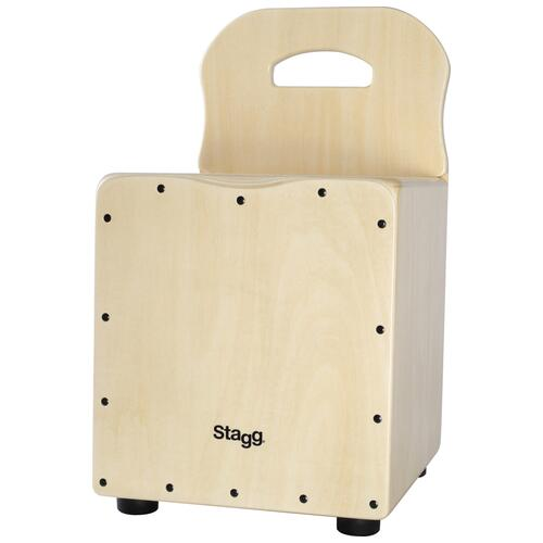 Image 9 - Stagg Kids Cajon with backrest