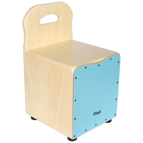 Image 2 - Stagg Kids Cajon with backrest