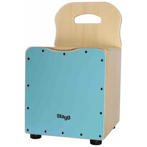 Image 3 - Stagg Kids Cajon with backrest