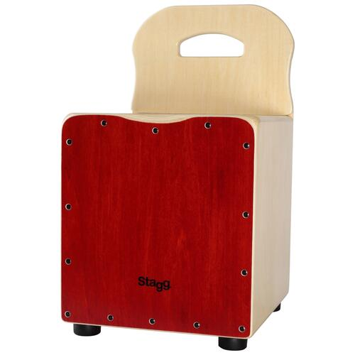 Image 7 - Stagg Kids Cajon with backrest