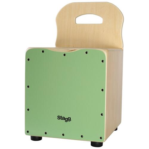 Image 8 - Stagg Kids Cajon with backrest